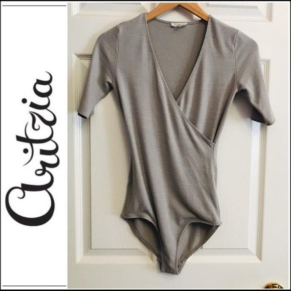 Aritzia Tops - Aritzia / Wilfred Free- body suit